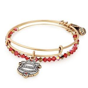 Alex and Ani Harry Potter Gryffindor Bracelet Set